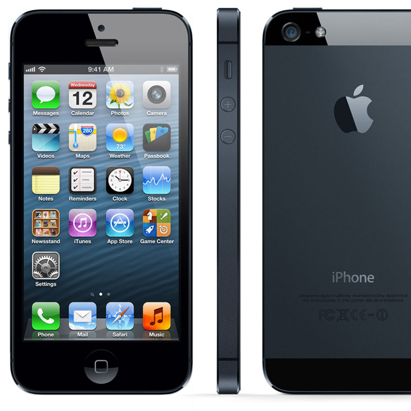 iphone5black