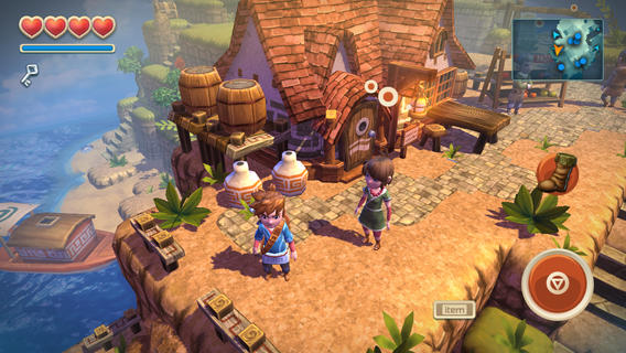 oceanhorn-Iphone