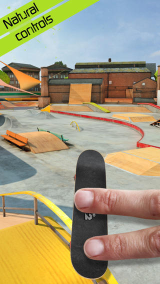 touchgrind_skate_2_iphone_game