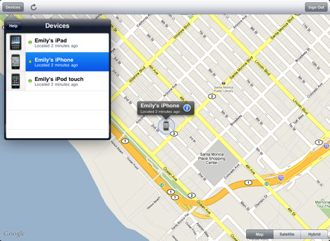 Locate a lost device   Top technology products : iPad Air, iPhone ...
